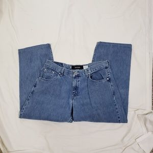 Levi's Silver tab Blue Jeans 13 Loose Fit